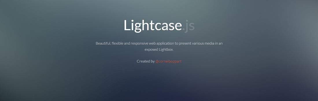Lightcase.js