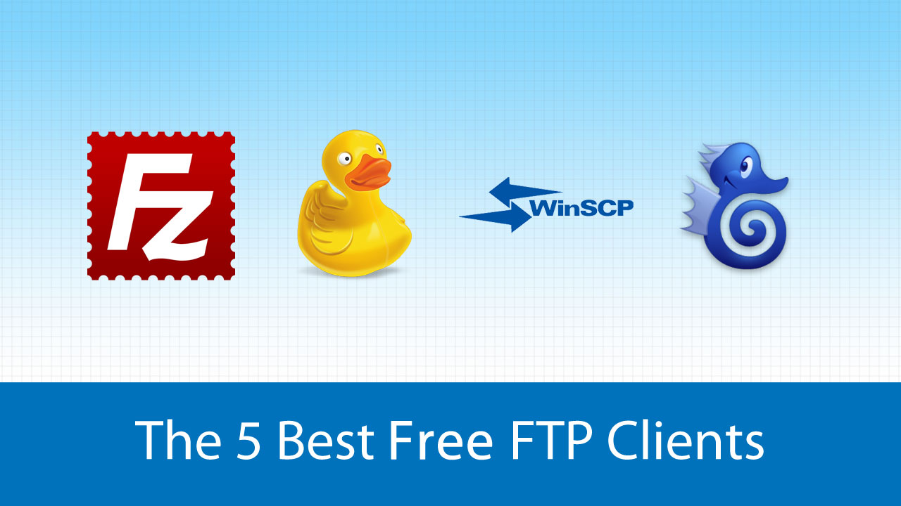 Free FTP Clients