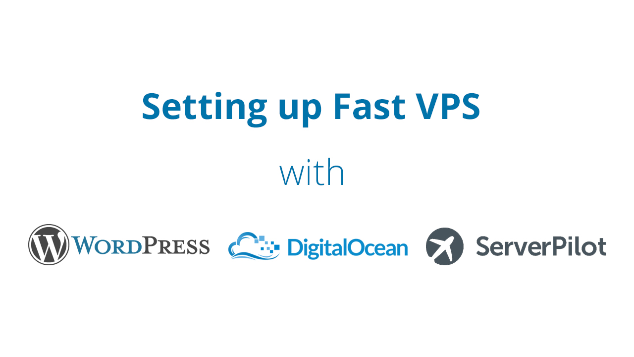 Setting up Fast VPS