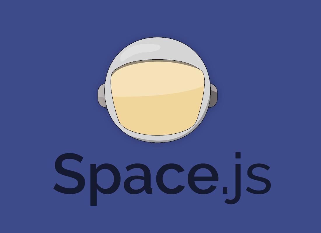 Space.js - Narrative 3D ScrollingWebsite