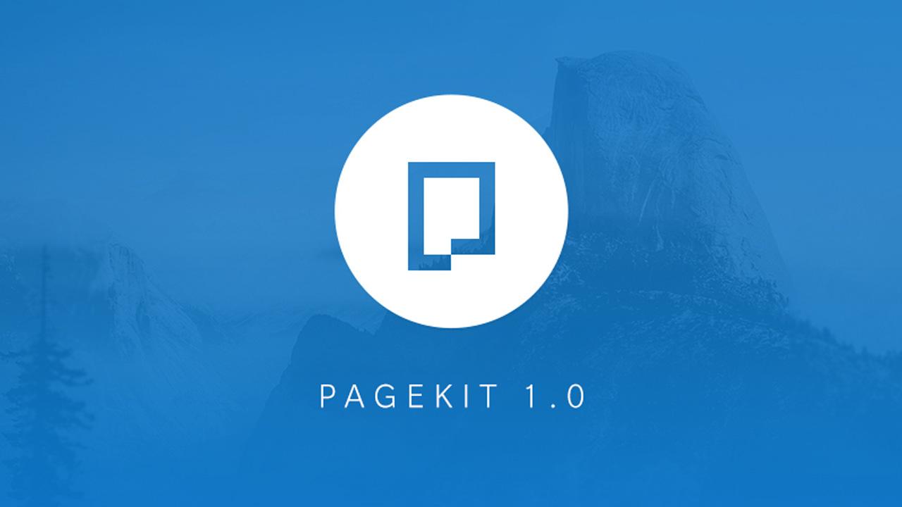 Pagekit