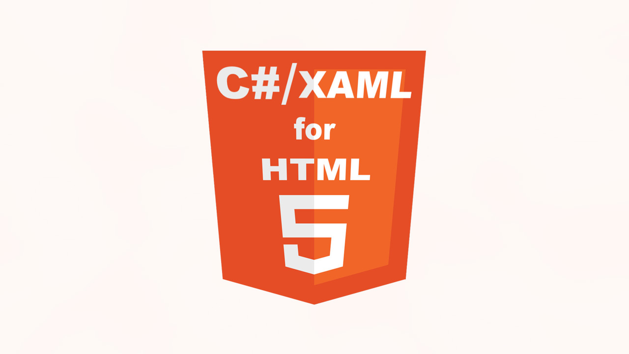 Beta 8 of C#/XAML for HTML5 Released