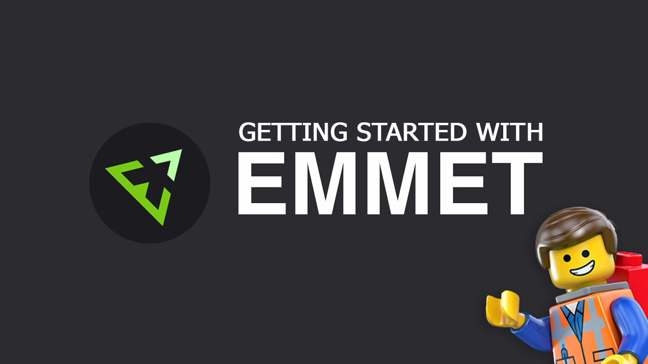 Getting Started with Emmet